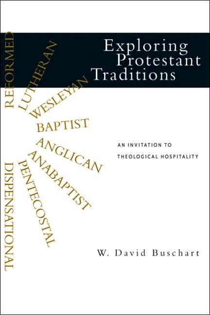 BuscExplor - Exploring Protestant Traditions: An Invitation to Theological Hospitality