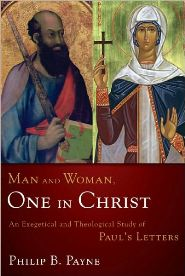 Book-Man and Woman One in Christ