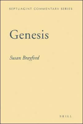 HessGenesis - Genesis, Septuagint Commentary Series, ed. by Richard S. Hess