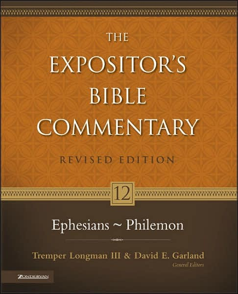 KleinEph - Ephesians, The Expositor's Bible Commentary, by William W. Klein
